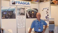 Frasca Exhibition - Avalon Airshow 2013