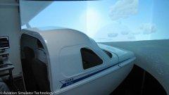 Frasca Cessna 172 FTD - Installation - Perth