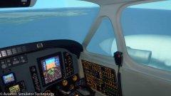Frasca Beechcraft King Air FTD - Installation - Singapore
