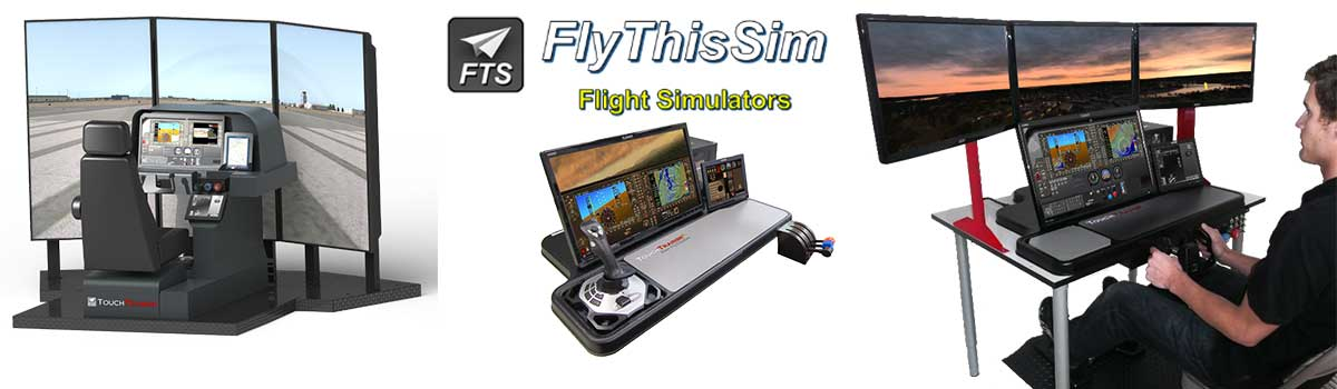 Fly This Sim TouchTrainers