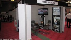 Frasca Exhibition - Heli Show 2012