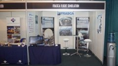 Frasca Exhibition - RAAA Convention 2013