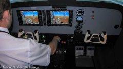 Frasca Beechcraft 58 Baron FTD - Installation - Perth