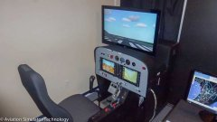 Frasca Mentor Diamond DA40 FTD - Installation - New Zealand